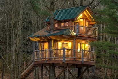 Tree House Hotels in New England