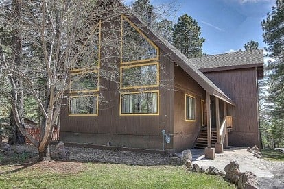 Unique Vacation Rentals with Hot Tubs near Flagstaff, Arizona