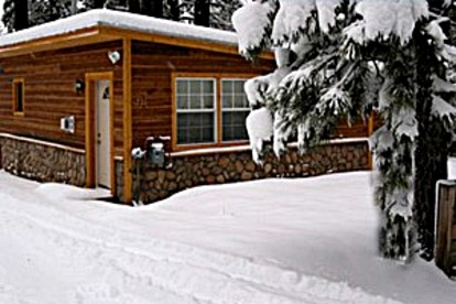 Winter Weekend Getaways around Lake Tahoe