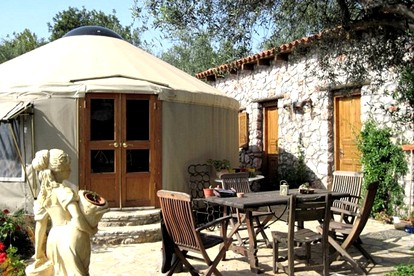 Yurt Rentals in Southern Europe