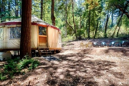 Yurt Rentals West Coast