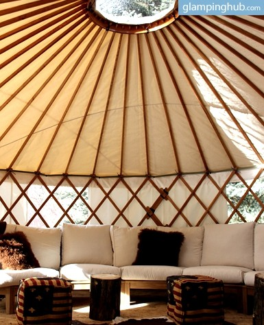 Camping Yurt Shelters For Sale In Oregon Yurt Makers In