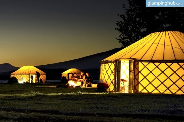 C&ing Yurts & Yurt Manufacturers | Yurt Makers