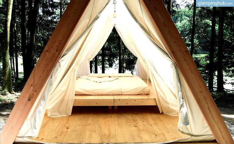 Start Your Own Site: Lushna Glamping