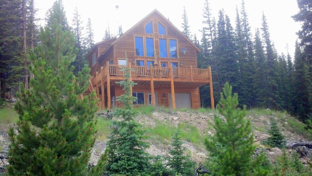 Mountain cabin rental near breckenridge colorado for Mountain cabin rentals colorado