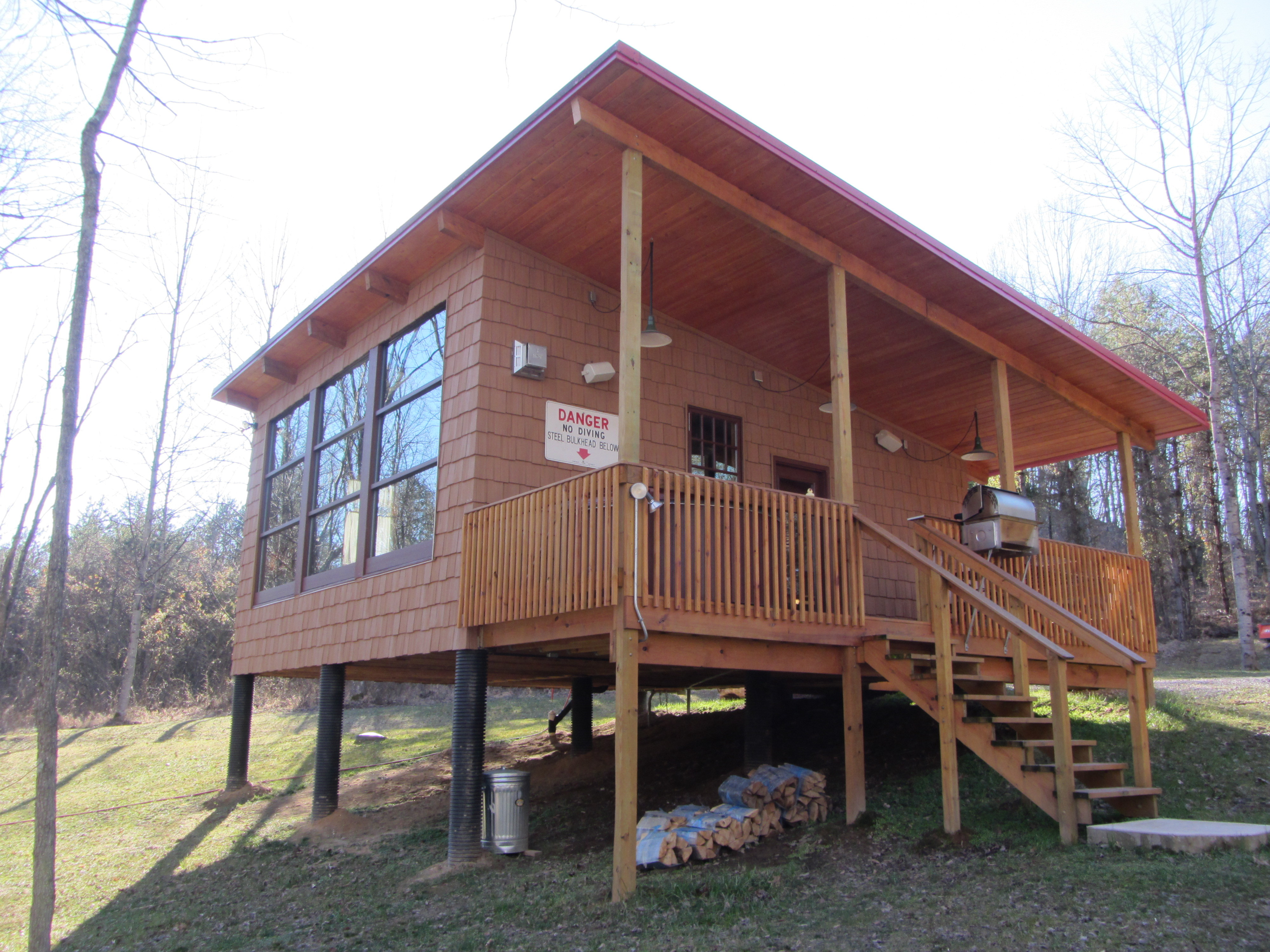 a ohio cabin in places cabins for wisconsin tahoe christmas to rent lake own