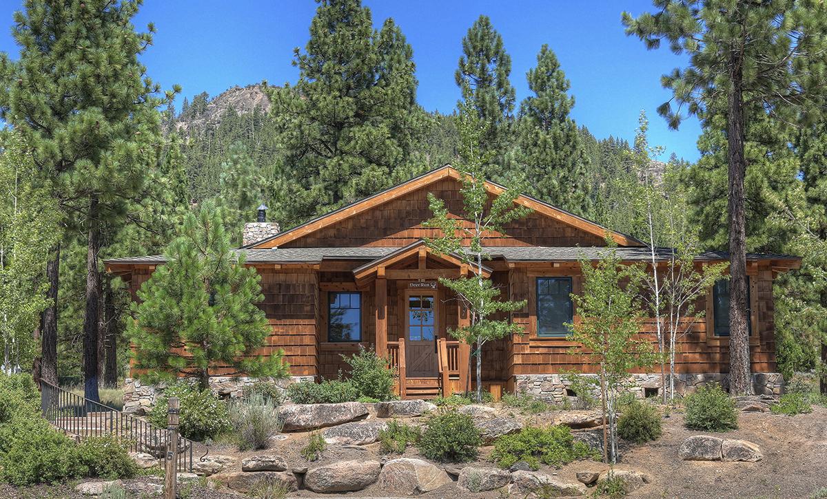 Cabin rental in sierra nevada california for Cabin rentals in nevada