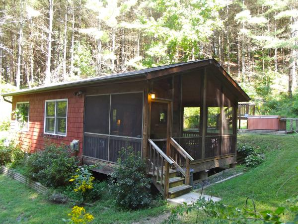 Rental near the pisgah national forest north carolina for Tripadvisor asheville nc cabin rentals