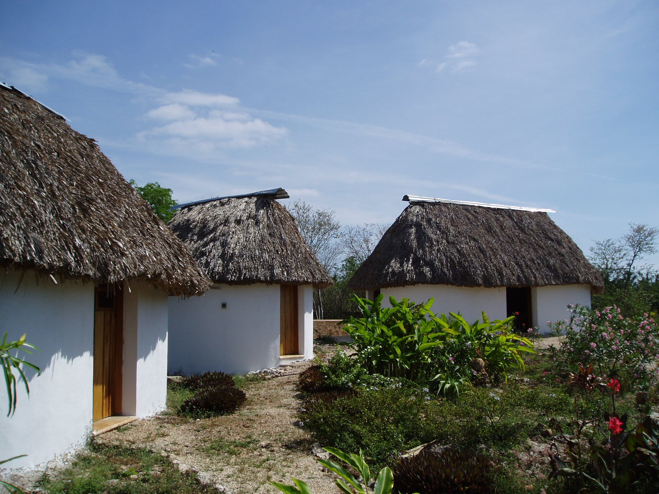 Cabanas yucatan mexico beach bungalows yucatan for Cabanas en mexico