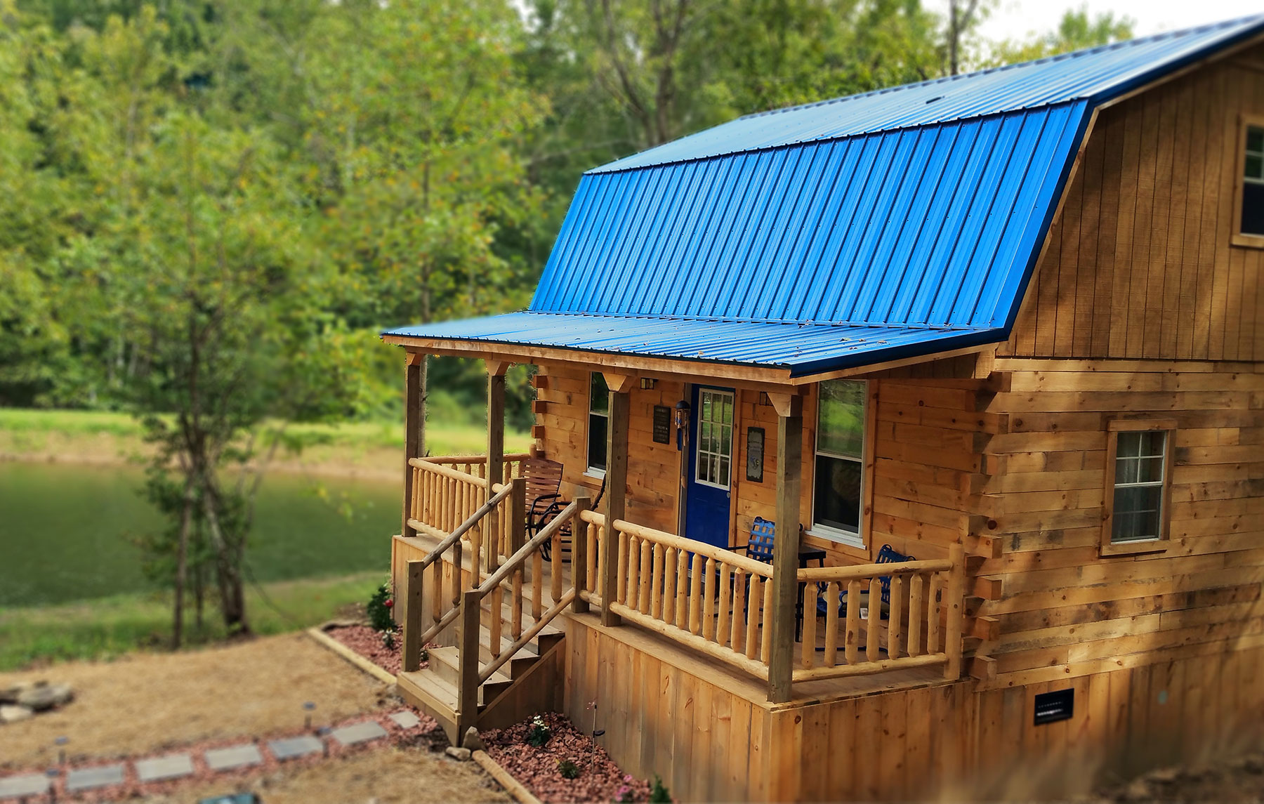 family cabin rental near athens  ohio