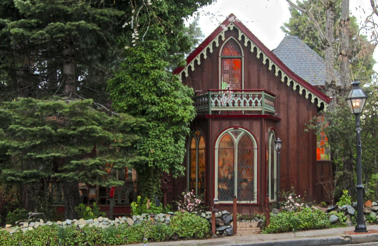 Cabin rental in nevada city california for Cabin rentals in nevada