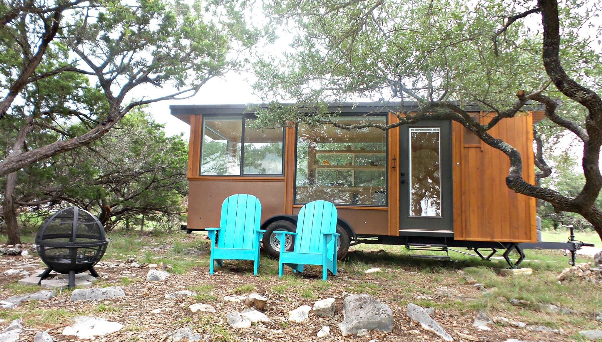 Tiny Home Designs: Tiny House In Texas Hill Country