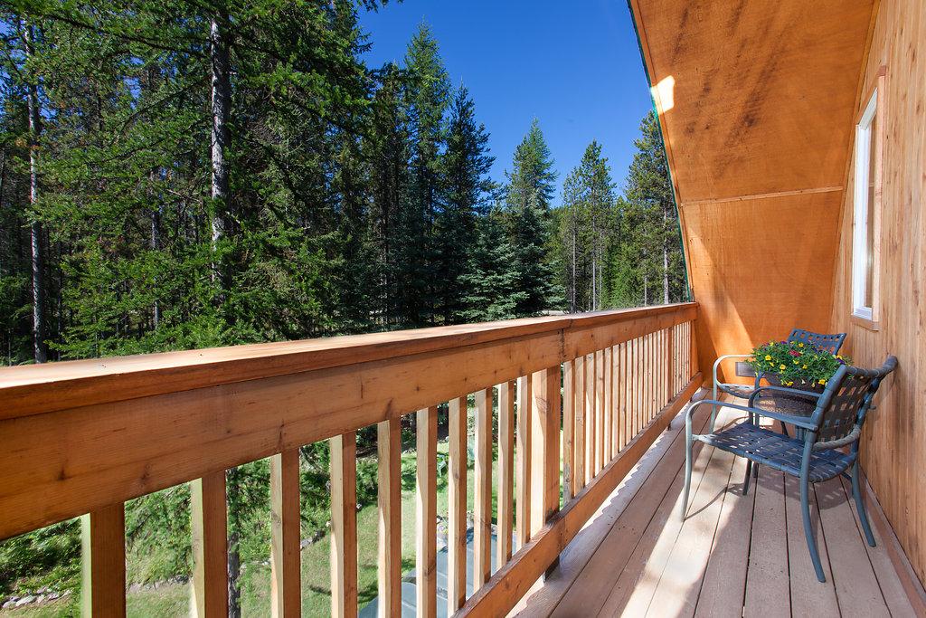 Vacation rental near glacier national park for Glacier national park cabin rentals