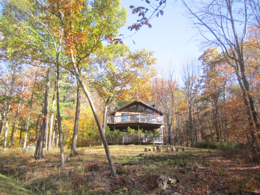 Glamping cabin in upstate new york for Upstate new york cabin