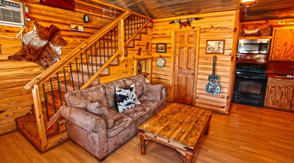 Cabin rental in ouachita mountains arkansas for Cabins west lodging