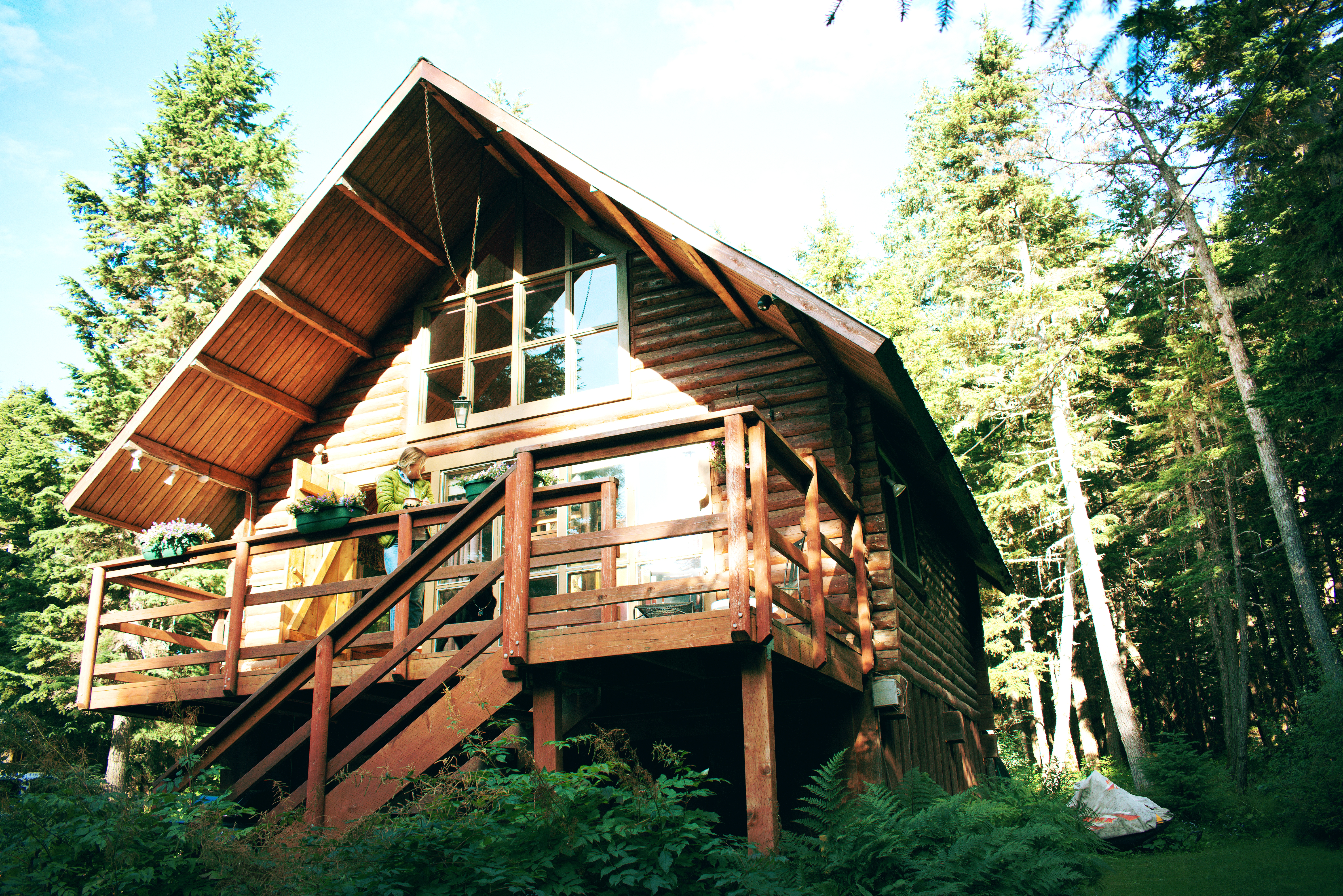 colorado anchorage cabins views anchorag denver furnished fully with girdwood log near alaska noncontinental rentals mountain cabin unitedstatesofamerica rental