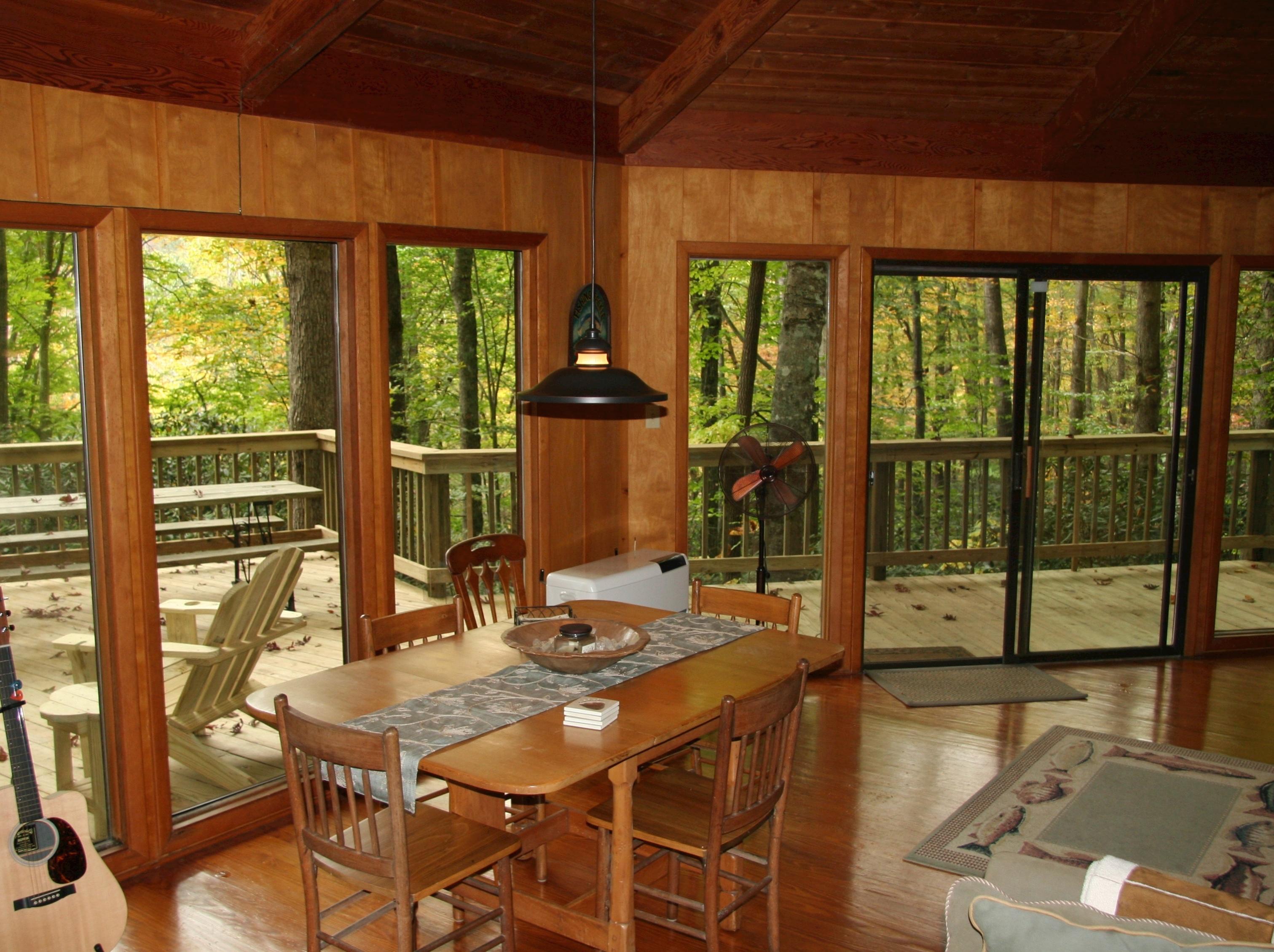 Luxury Tree House Cabin North Carolina