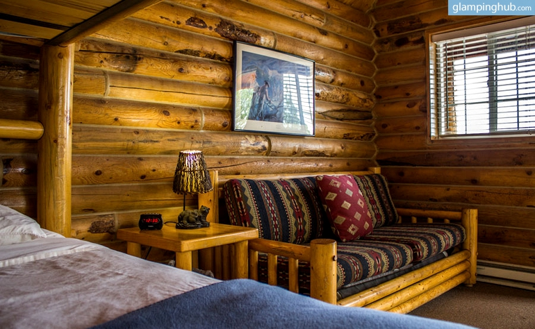 Luxury log cabins utah for Utah log cabins