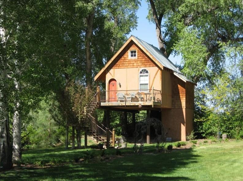 Tree House Santa Fe New Mexico