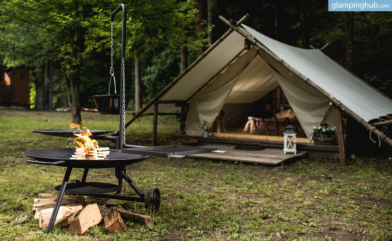 & Luxury Tent Camping in Slovenia | Glamping in Slovenia