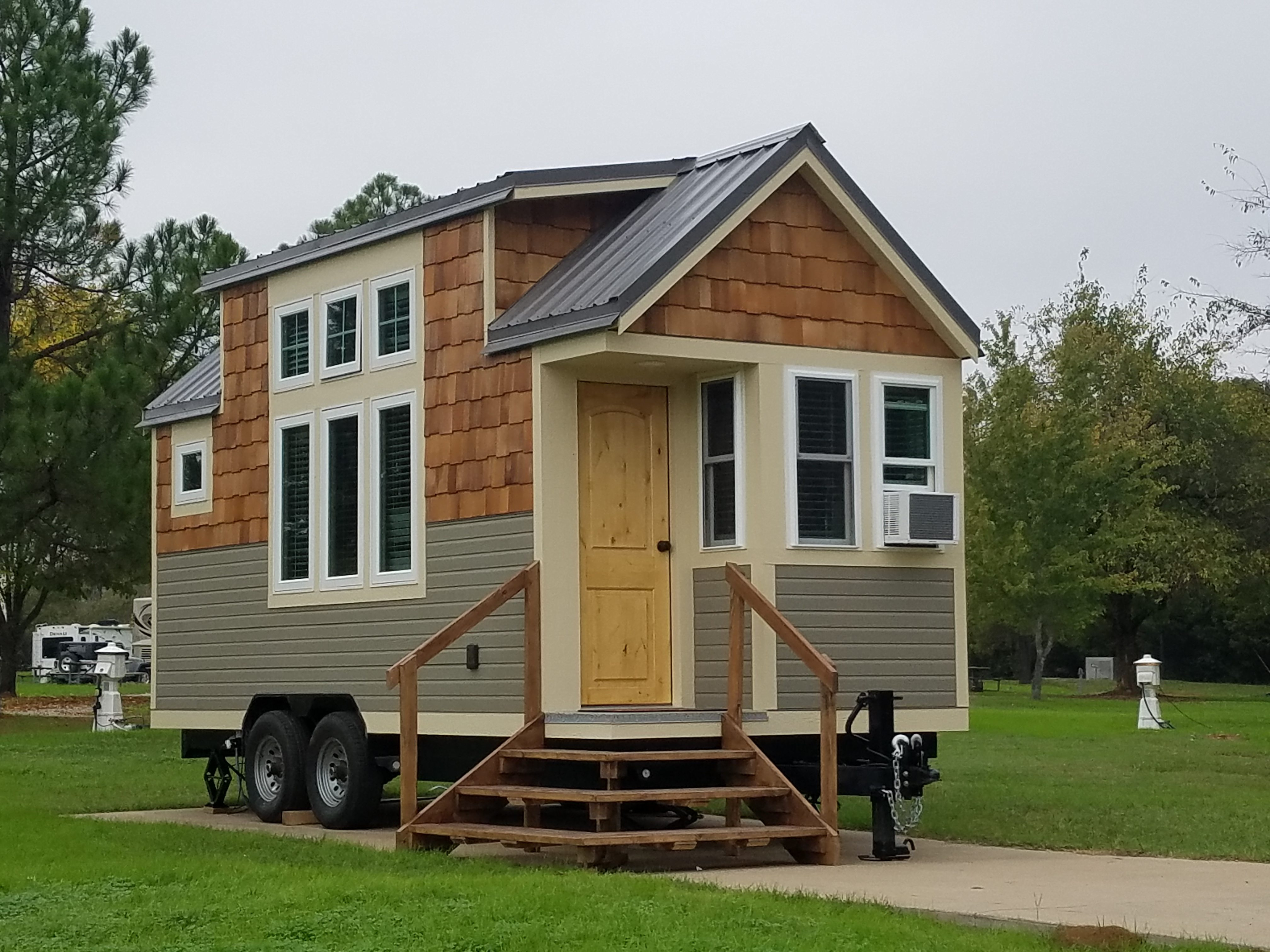 Tiny Home Designs: Cozy Escape In A Tiny House In Canton, Texas
