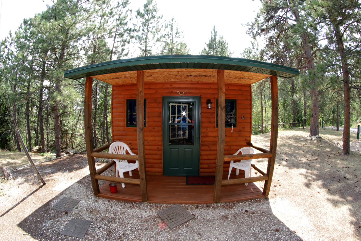 Cabin rental by custer state park near deadwood south dakota for Cabins near custer sd