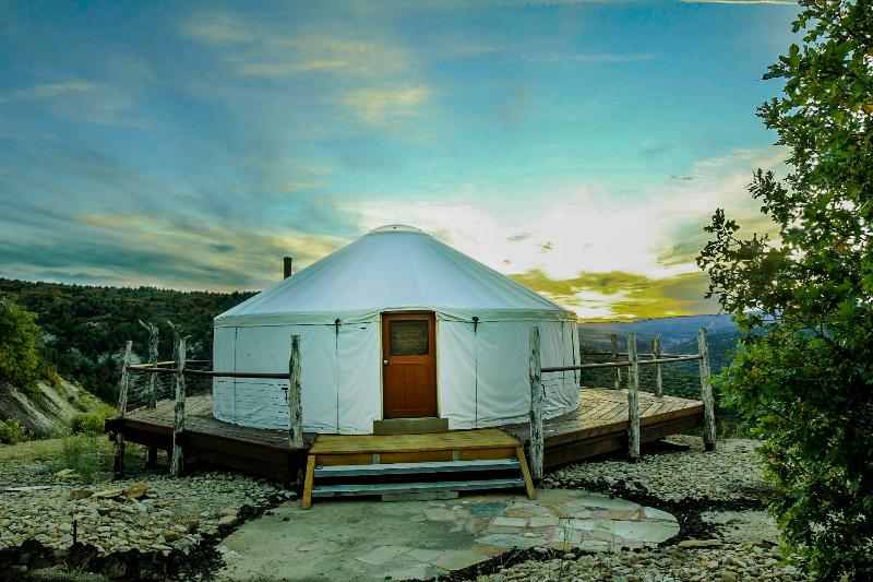 Yurt Rental Near Zion National Park Utah