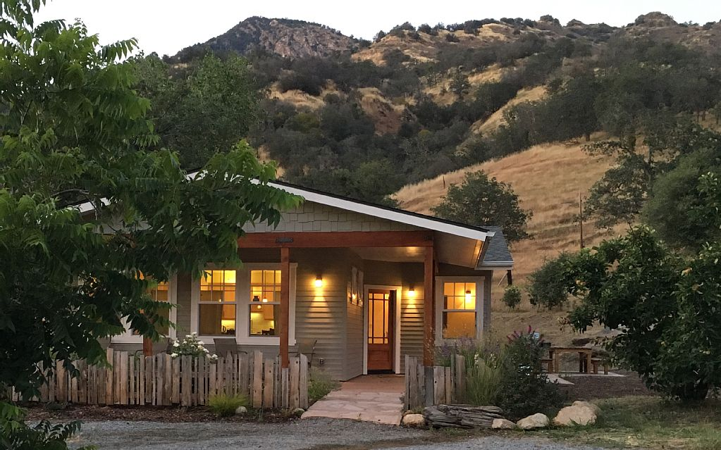Cottage Rental near Sequoia National Park