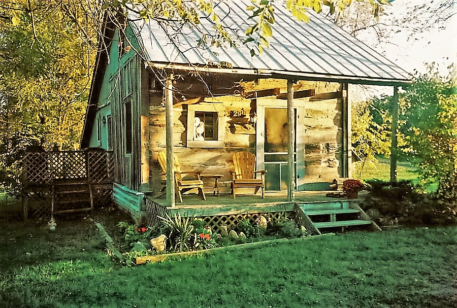 Cabin rental in the shenandoah valley of virginia for Writers retreat cabin