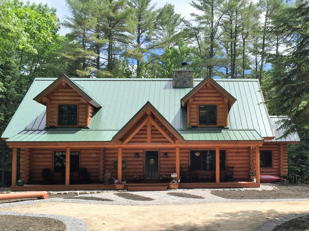 Cabin Rental In Long Lake Maine