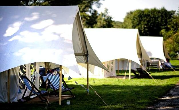 & Safari Tent Rentals in the UK