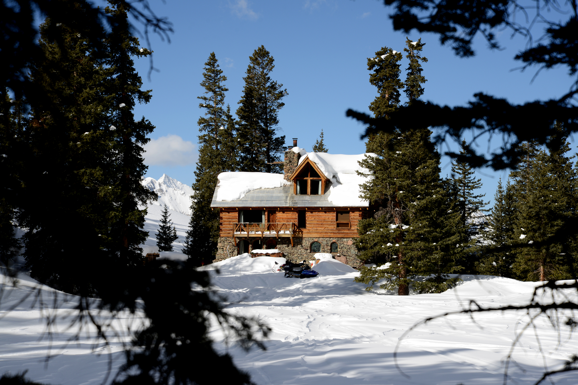 Stunning Colorado Cabin Rental Near Telluride Colorado