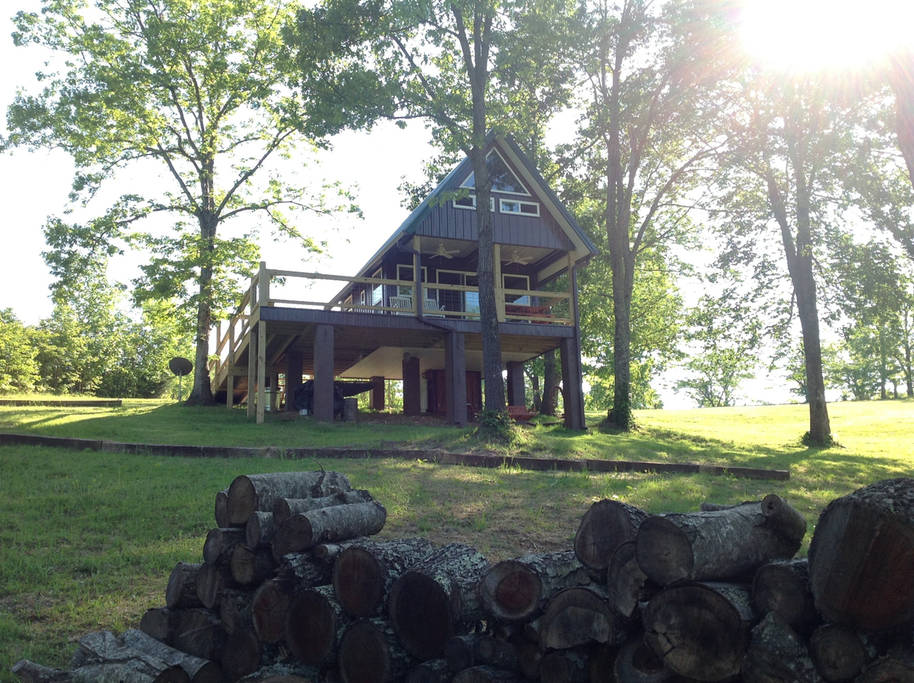 mountain cabin rental near nashville tennessee