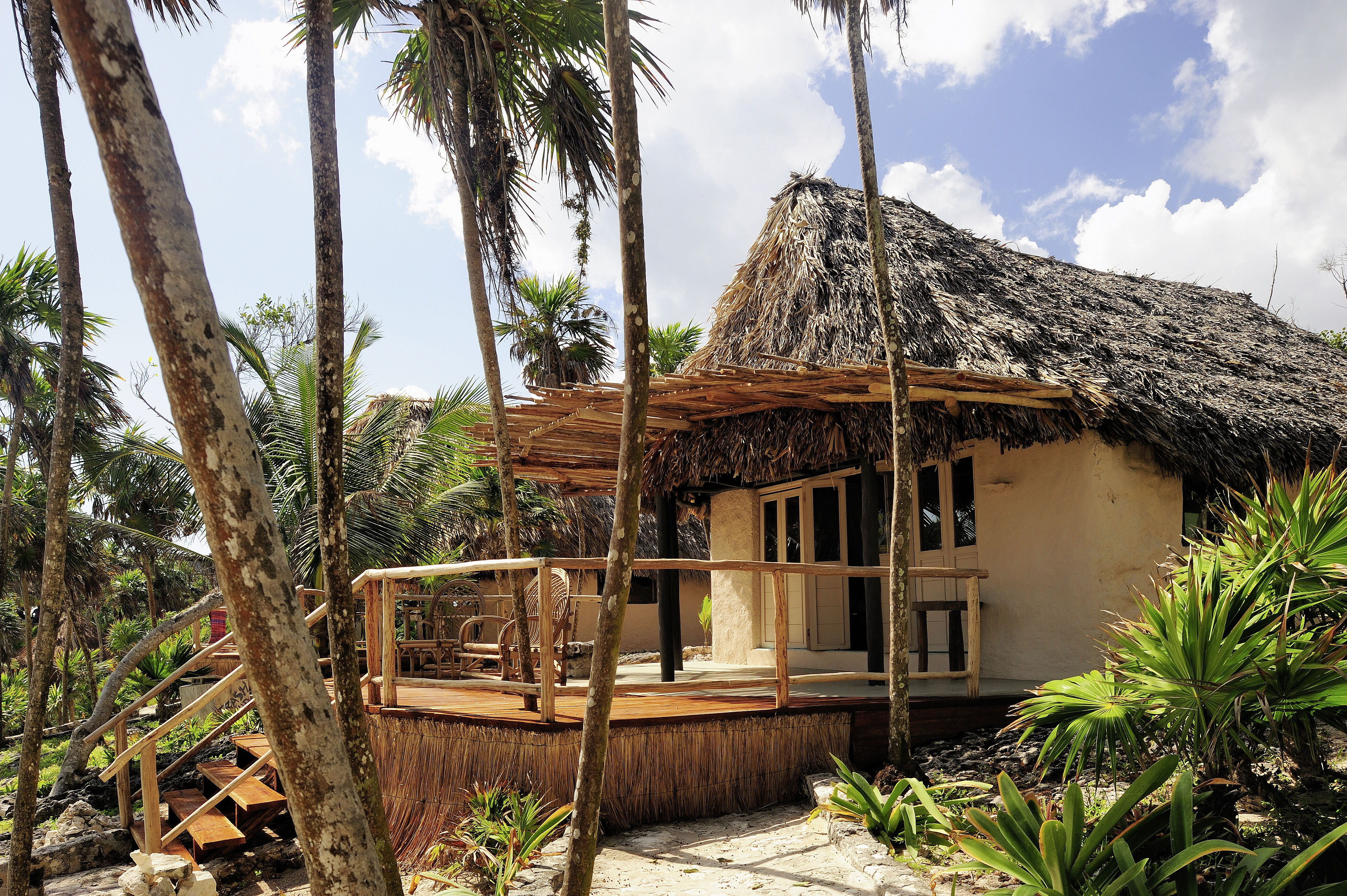 Beach Casita For Rent In Tulum Glamping In Mexico