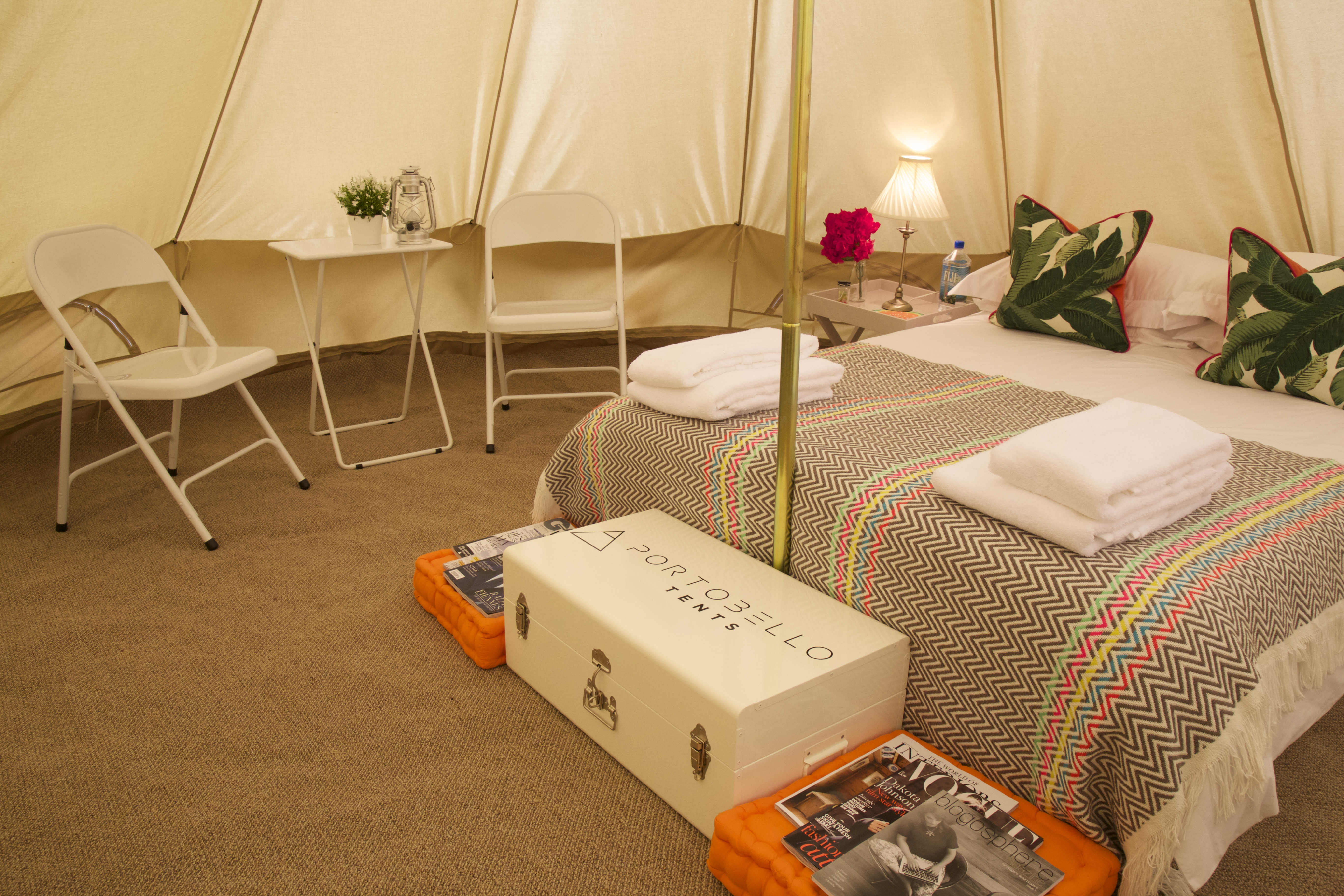 & Boutique Camping in West Sussex United Kingdom