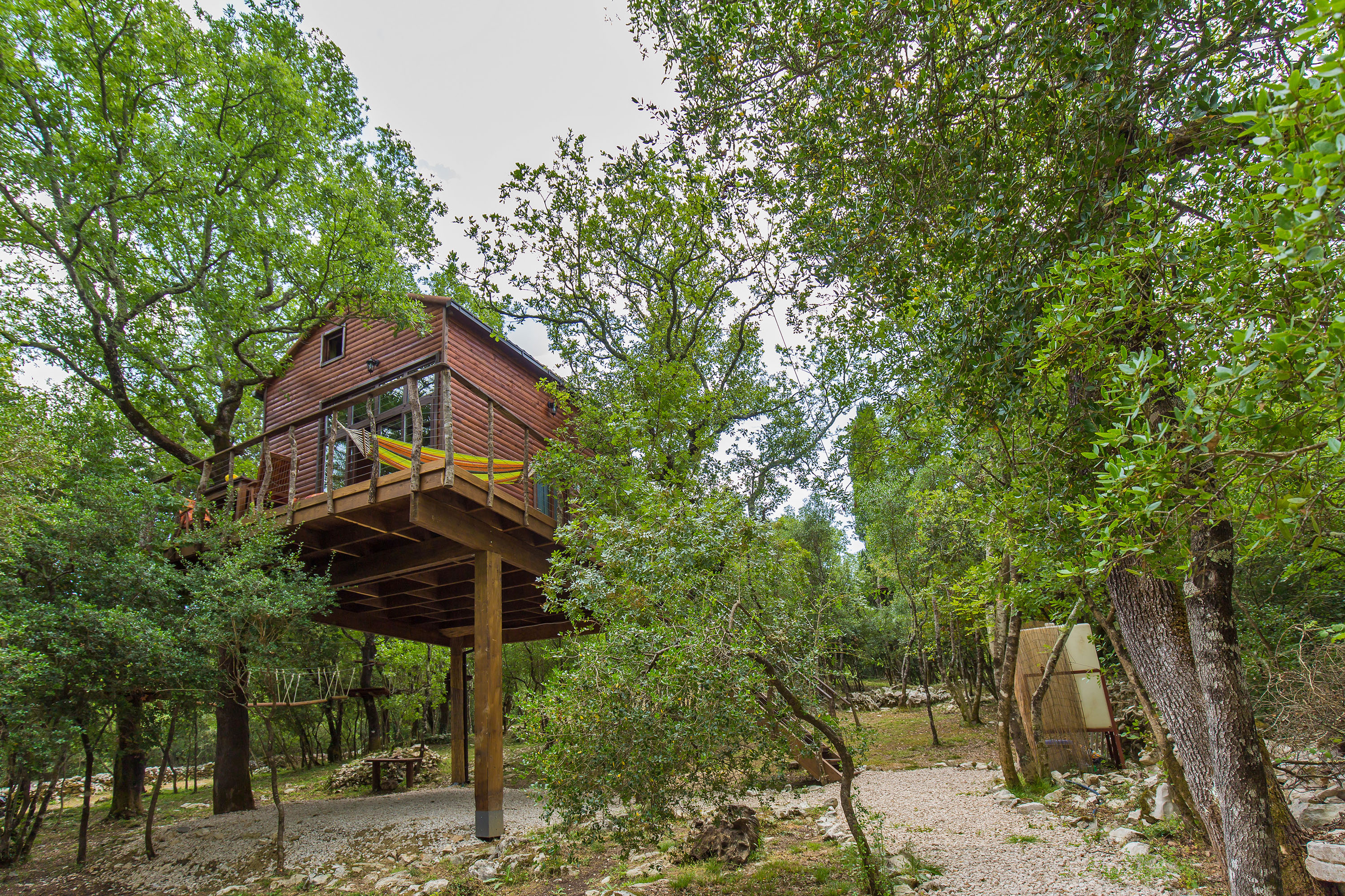 Treehouse Pictures Tree House Rental Near Dubrovnik Croatia