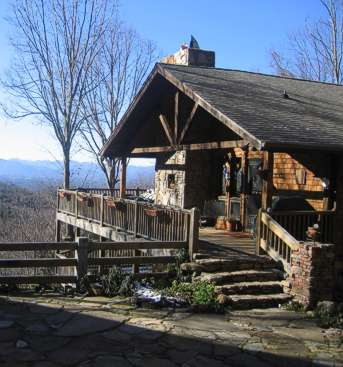 Family Vacation Rental in Asheville, North Carolina