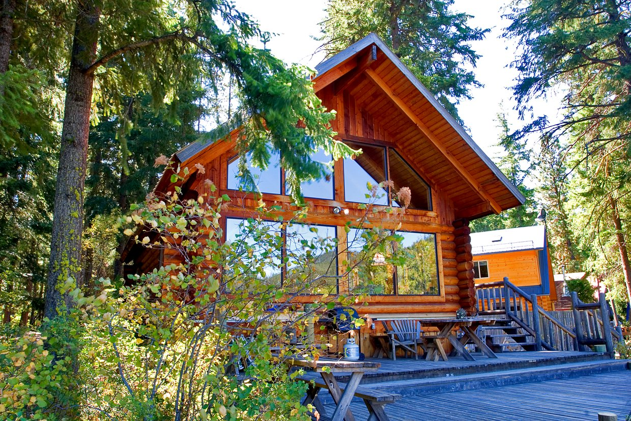 Cabin for rent in wenatchee national forest washington for Washington state cabins for rent