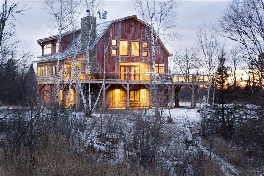 Luxury Rental On Lake Superior Wisonsin