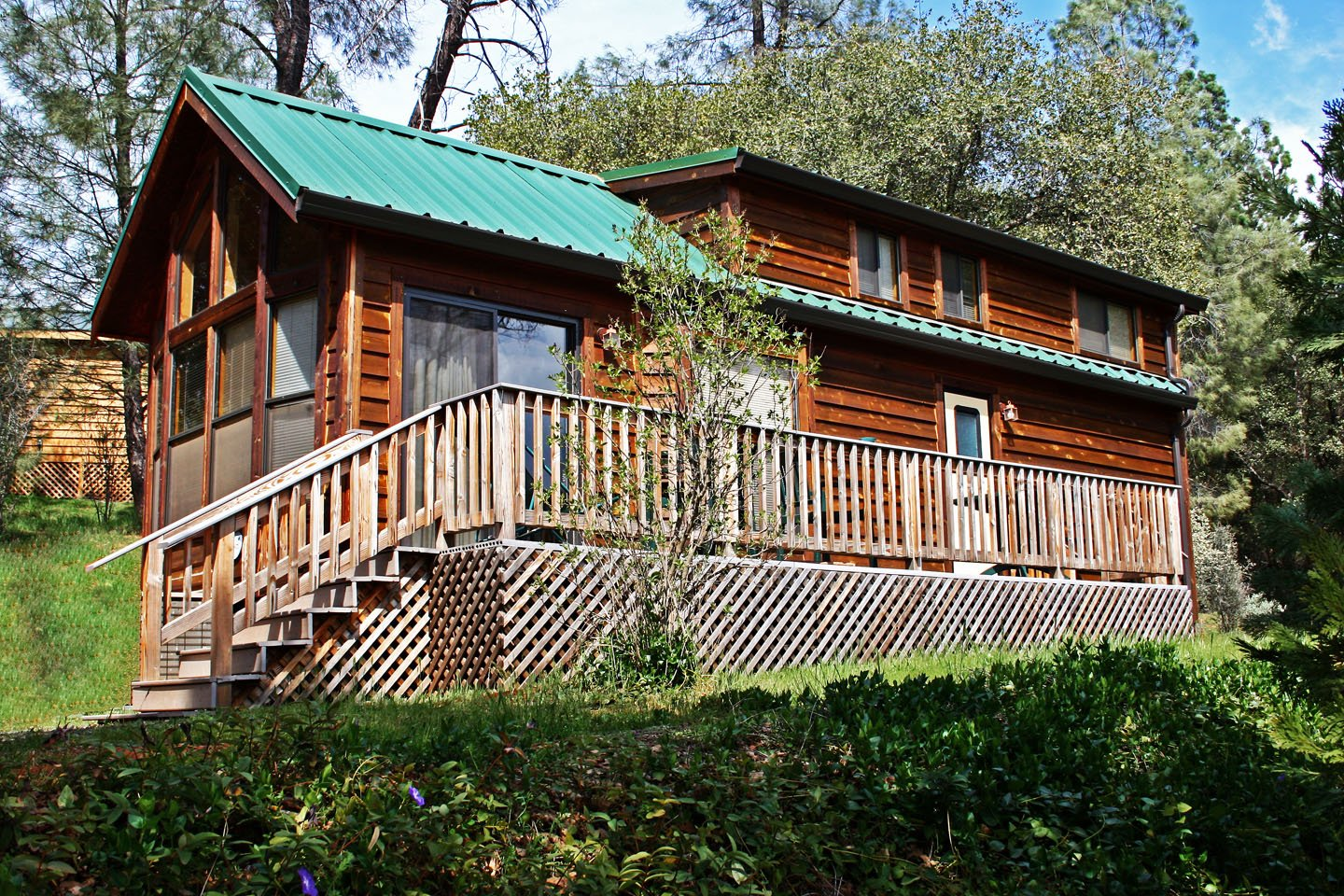 cabin vacation rentals near yosemite national park