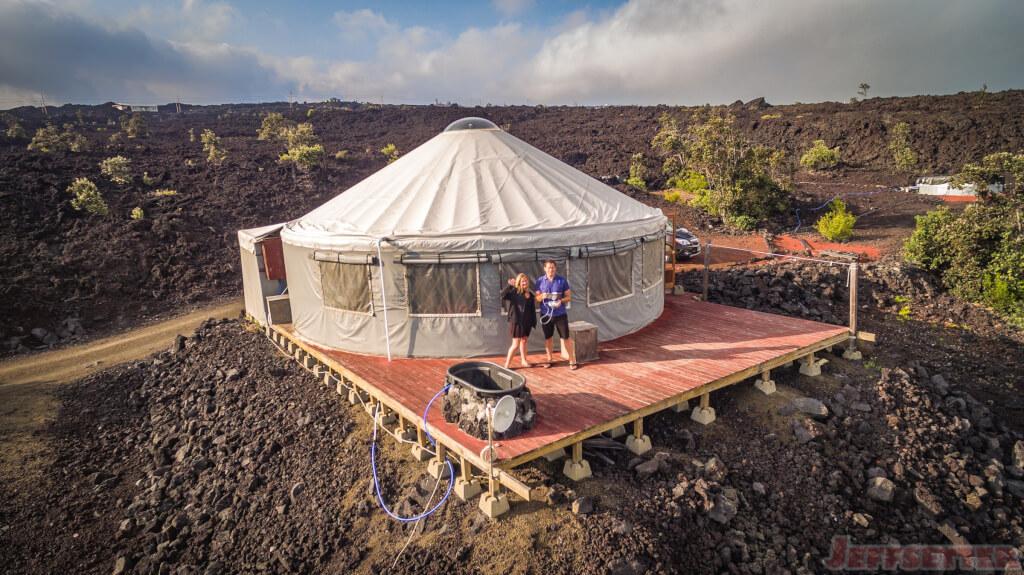 Yurt Rental In Hawaii