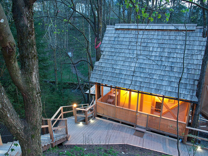 Best Kid-Friendly Tree Houses