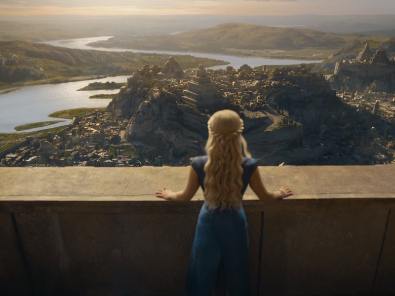 "Glamping Hub meets ""Game of Thrones"""