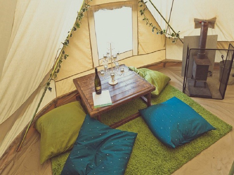 Hen Party Glamping Weekends in the U.K.