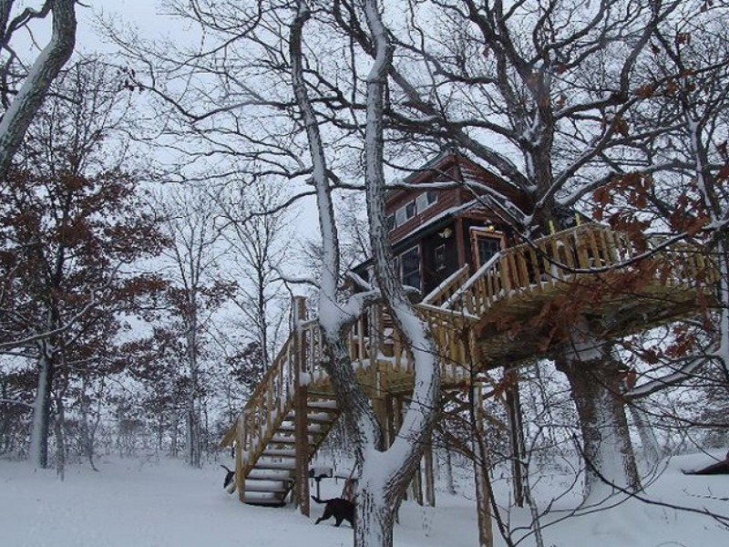 Our Holiday Tree House Wishlist