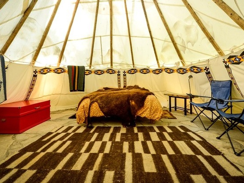 West Coast Tipi Glamping
