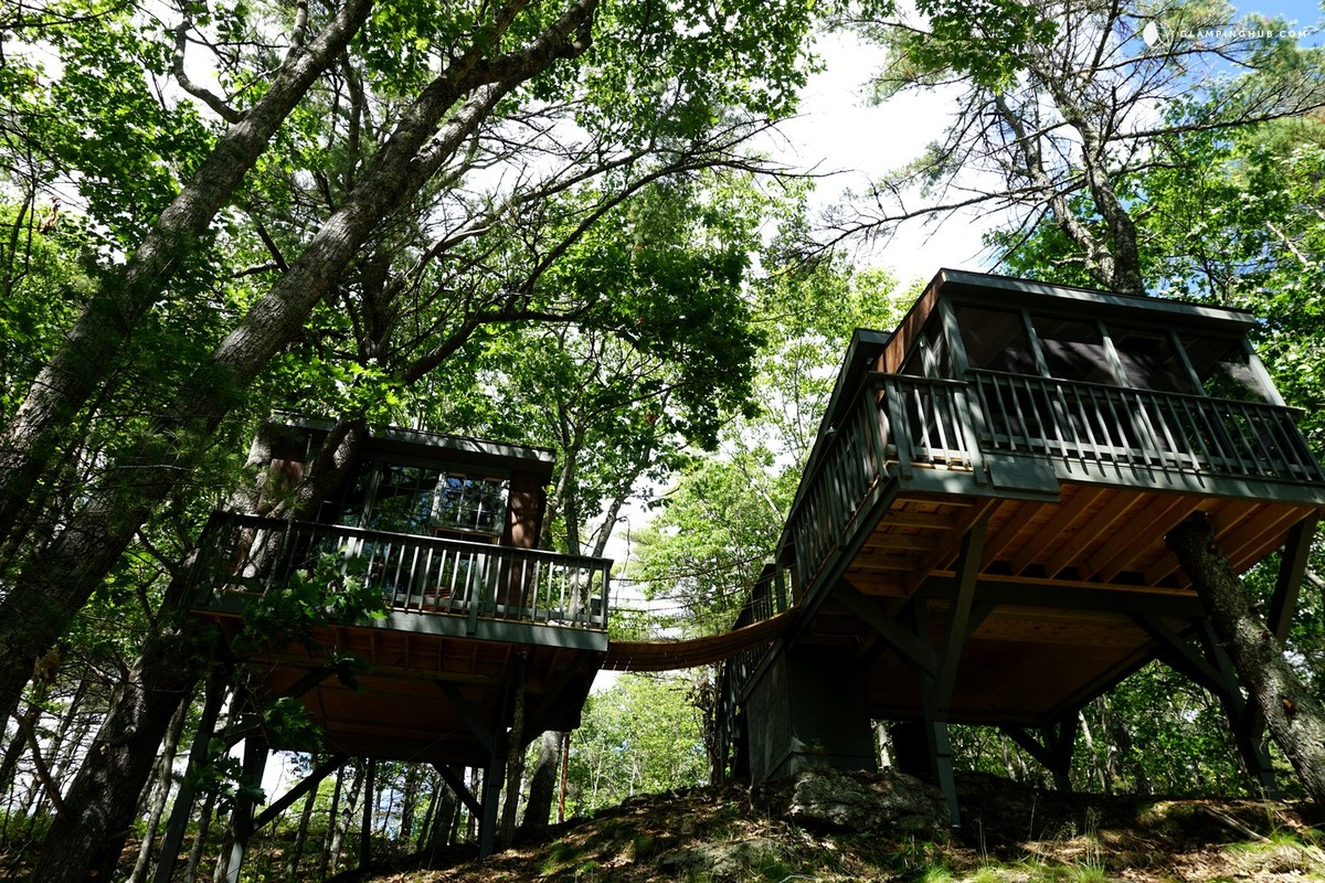 Best Tree-House Rentals in the U.S.A.