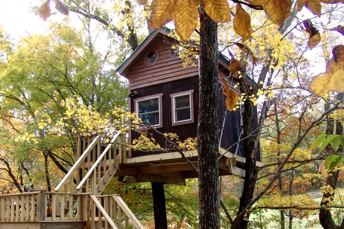 Best Tree Houses in the Midwest
