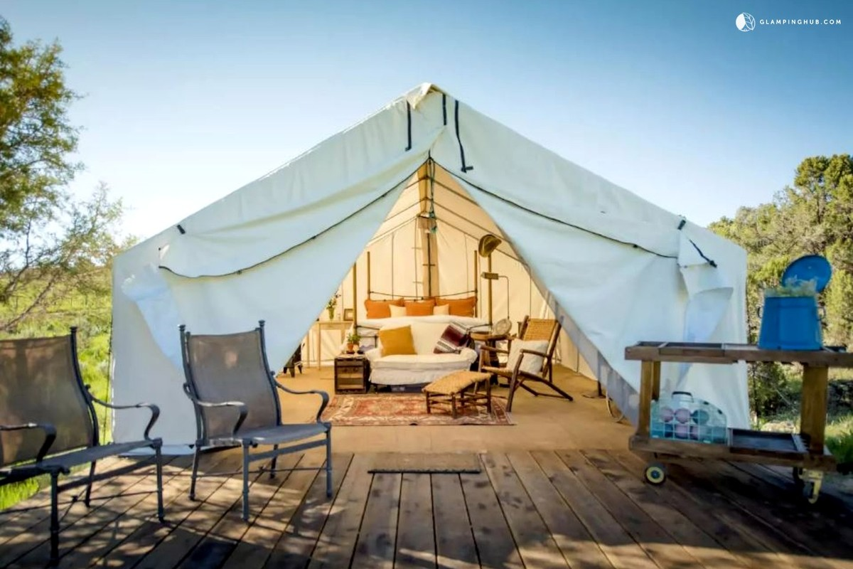 Best West Coast Glamping Resorts