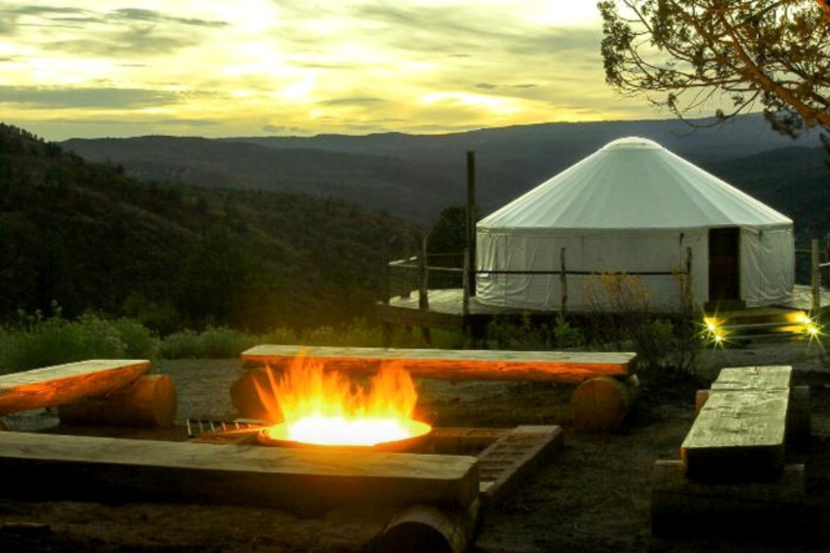 Best Yurt Glamping in the U.S.